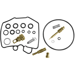 K&L Carburetor Repair Kit - 1974 Honda CB550K - Four K&L Float Bowl O-Rings