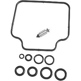 K&L Economy Carburetor Repair Kit - 1985 Honda CB700SC - Nighhawk S K&L Float Bowl O-Rings