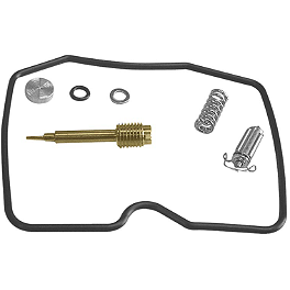 K&L Economy Carburetor Repair Kit - 2002 Kawasaki Vulcan 500 LTD - EN500C K&L Float Bowl O-Rings