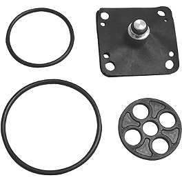 K&L Petcock Repair Kit - 1987 Kawasaki 454 LTD - EN450 K&L Float Bowl O-Rings