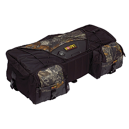 Kolpin Cargo Bag Rear - Moose Ridgetop Rear Rack Bag - Realtree