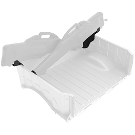 Kolpin In Bed Double Gun Boot Mount - Wide - 2009 Arctic Cat 700 H1 4X4 EFI AUTO TRV Quadboss 1