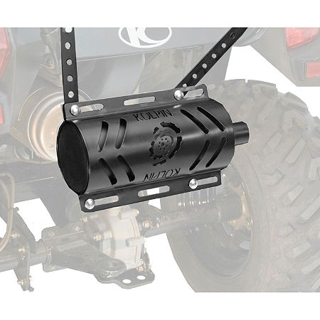 Kolpin Stealth Exhaust 2.0 - Black - Main