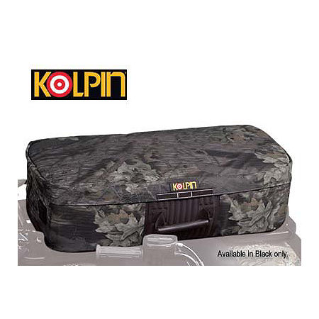 KOLPIN SEALTECTOR LUGGAGE REAR, BLACK - Main