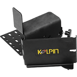 Kolpin Universal Saw Press Bracket - Kolpin Matrix Deluxe Contoured Cargo Bag