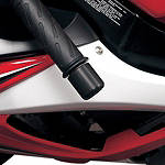 Hotbodies Racing Bar End Sliders - Black - KR Tuned Motorcycle Controls