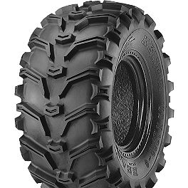 Kenda Bearclaw Rear Tire - 26x11-12 - 2011 Kawasaki BRUTE FORCE 650 4X4i (IRS) Kenda Bearclaw Front Tire - 25x8-12