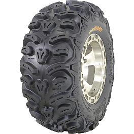 Kenda Bearclaw HTR Rear Tire - 25x10R-12 - 2006 Polaris SPORTSMAN 800 EFI 4X4 Kenda Bounty Hunter ST Radial Front Tire - 27x10-12