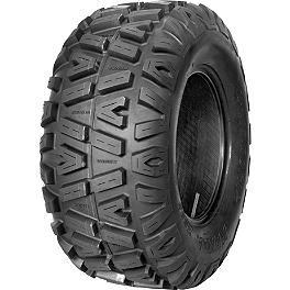 Kenda Bounty Hunter HT Front / Rear Tire - 27x11R-12 - 1989 Yamaha BIGBEAR 350 4X4 Kenda Bearclaw Rear Tire - 25x10-12