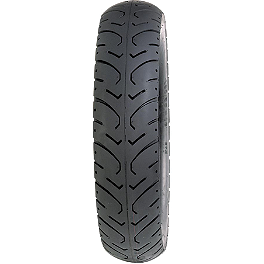 Kenda K657 Challenger Rear Tire 120/90-16 - BikeMaster Tube 4.25/4.60-16 Straight Metal Stem