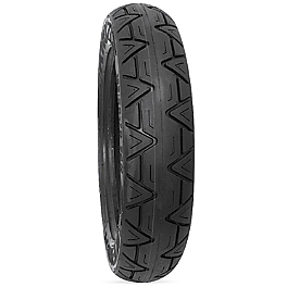 Kenda K673 Kruz Rear Tire 140/90-15 - Continental Milestone Rear Tire - 140/90-15H