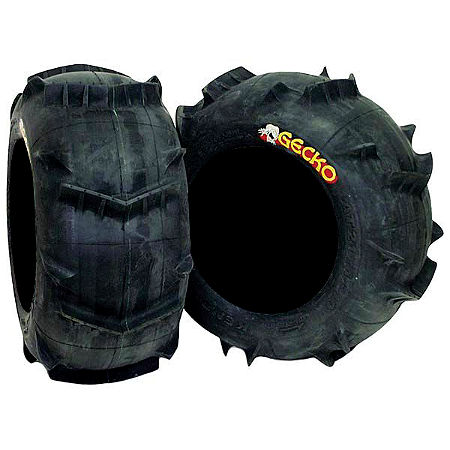 Kenda Sand Gecko Rear Tire - 18x9-8 - Main