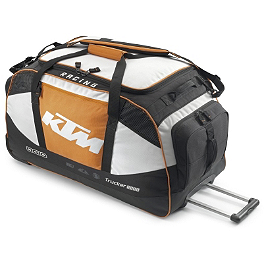KTM Powerwear Trucker 8800 Gear Bag - KTM Powerwear Contender Duffle Bag