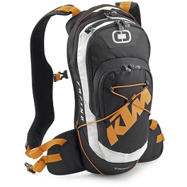 KTM Powerwear Baja Hydration Pack - KTM Powerwear Trucker 8800 Gear Bag