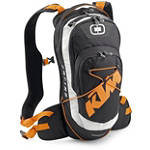 KTM Powerwear Baja Hydration Pack - KTM OEM Parts Motorcycle Gear Bags and Backpacks