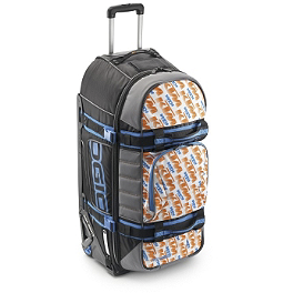 KTM Powerwear Travel Bag 9800 - KTM Powerwear Trucker 8800 Gear Bag