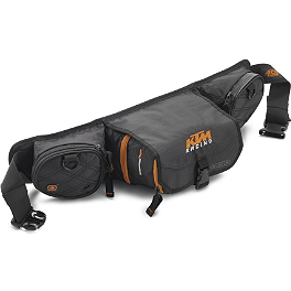 KTM Powerwear Belt Bag Complete - KTM Powerwear Baja Hydration Pack