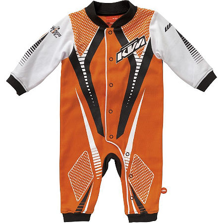 KTM Powerwear Baby Racing Romper - Main