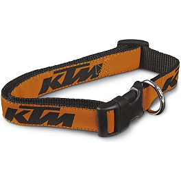 KTM Powerwear Dog Collar - KTM Powerwear Dog Leash