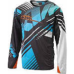 2013 KTM Powerwear Gravity FX Jersey - KTM OEM Parts Dirt Bike Riding Gear