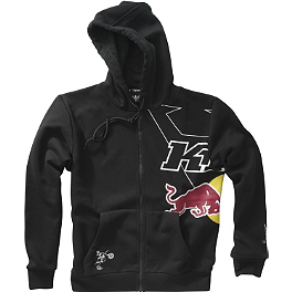 KTM Powerwear KINI Crown Hoody - Alpinestars OverHeated Zip Hoody
