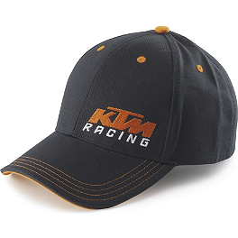 KTM Powerwear Racing Hat - KTM Powerwear Youth Offroad Hat