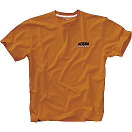 KTM Powerwear Racing T-Shirt - KTM Powerwear License Plate