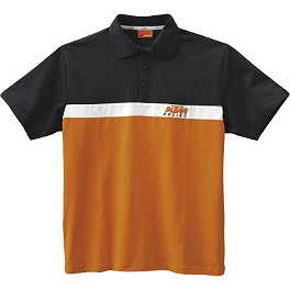 KTM Powerwear Team Polo - KTM Powerwear KINI Crown T-Shirt
