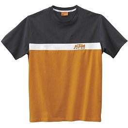 2014 KTM Powerwear Team T-Shirt - KTM Powerwear KINI Crown T-Shirt