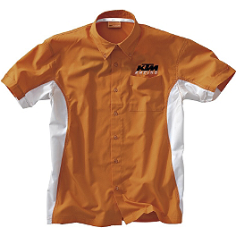 KTM Powerwear Team Shirt - KTM Powerwear Team Polo