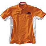 KTM Powerwear Team Shirt - KTM OEM Parts Motorcycle Mens Casual