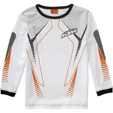 KTM Powerwear Toddler Racing Gear Pajamas - Main