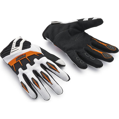 2013 KTM Powerwear Youth Spectrum Gloves - Main