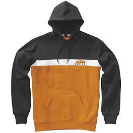 KTM Powerwear Youth Team Hoody - Fox Youth Schematica Zip Front Fleece