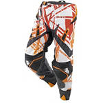 2014 KTM Powerwear Flux Pants -  Dirt Bike Riding Pants & Motocross Pants