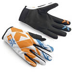 2014 KTM Powerwear Gravity FX Gloves - KTM OEM Parts Dirt Bike Gloves