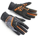 2014 KTM Powerwear Hydroteq Off-Road Gloves - KTM OEM Parts Dirt Bike Gloves