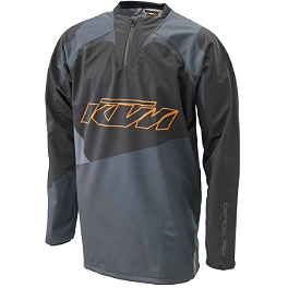 2014 KTM Powerwear Hydroteq Off-Road Jersey - 2014 KTM Powerwear Hydroteq Off-Road Gloves