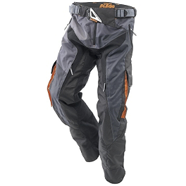 2014 KTM Powerwear Hydroteq Off-Road Pants - 2014 KTM Powerwear Hydroteq Off-Road Gloves