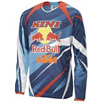 2014 KTM Powerwear Limited KINI-RB Competition Jersey - KTM OEM Parts Dirt Bike Riding Gear