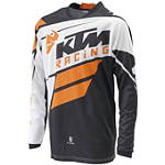 2014 KTM Powerwear Phase Jersey - KTM OEM Parts Dirt Bike Riding Gear