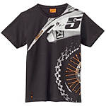 KTM Powerwear Rear T-Shirt - KTM OEM Parts ATV Casual