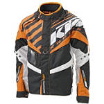 2014 KTM Powerwear Race Light Pro Jacket - KTM OEM-PARTS-PROTECTION Dirt Bike kidney-belts