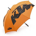 KTM OEM Parts Racing Umbrella - KTM OEM Parts Motorcycle Umbrellas