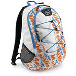 KTM Powerwear Spectrum Allover Backpack - KTM OEM Parts Motorcycle Gear Bags and Backpacks