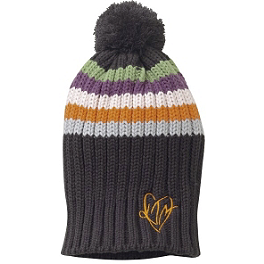 KTM Powerwear Women's Rainbow Beanie - 2014 KTM Powerwear Women's Team Fleece