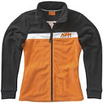 2014 KTM Powerwear Women's Team Fleece - KTM OEM Parts Motorcycle Womens Casual
