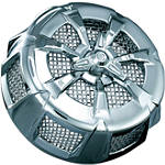 Kuryakyn Alley Cat Air Cleaner Cover - Kuryakyn Cruiser Fuel and Air