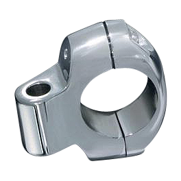 Kuryakyn Universal Accessory Mount Clamp - Kuryakyn Inner Fairing Cover Plate - Chrome