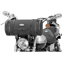 Kuryakyn Custom Roll Bag - KURYAKYN PASSENGER BOARD MOUNT